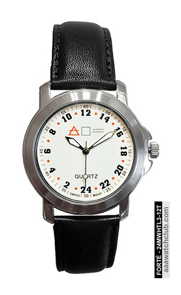 how to set a 24 hour watch